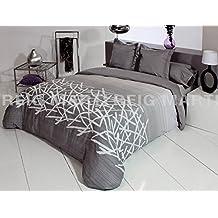 Funda nórdica Edgar Reig Marti cama de 150 Gris