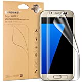 Arbalest Protector de Pantalla Samsung Galaxy S7, [Dry Applied TPU Film] Full Covered Front Film **Ultra Clear** [No Cristal Templado] 2-Pack