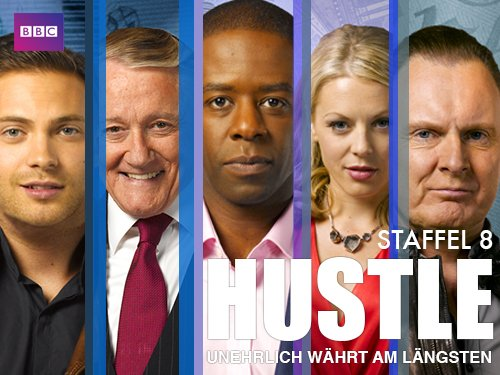 Hustle – Staffel 8