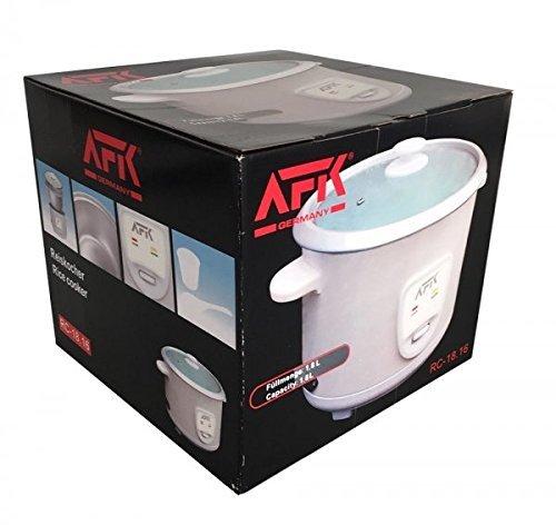 AFK-18L-Arrocera-700W-Funcin-para-mantener-caliente-Vapor-Arrocera-y-vaporera