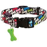 "'Carnaval' Dog Collar (20"")"
