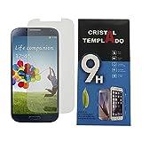 Fologar Protector de Pantalla Cristal Templado para Samsung Galaxy S4 I9500 I9505 SIV