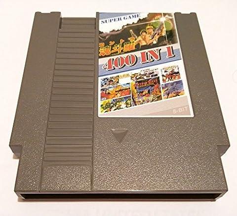 NES 400 in 1 Game Cartridge NES Nintendo 8-Bit 72-PIN by retrogaming
