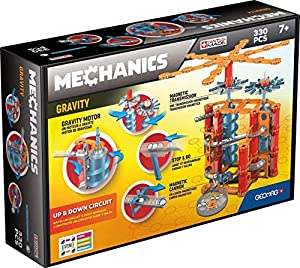 Geomag Gravity Up & Down Circuit,, 330 Piezas (776)