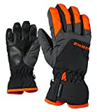 Ziener Kinder Lizzard AS(R) Glove Junior Skihandschuh, New Orange, 5
