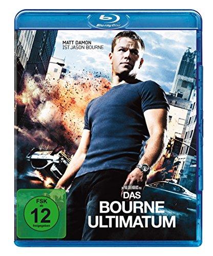 Das Bourne Ultimatum [Blu-ray] (Das Bourne Ultimatum Blu-ray)
