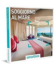 smartbox Cofanetto Regalo- Soggiorno al Mare - 165 soggiorni di Gusto o Benessere in Hotel 3*, 4*, 5*, Relais o Ville di Charme
