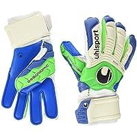 uhlsport Ergonomic Aquasoft Goalkeeper Gloves, unisex, Ergonomic Aquasoft
