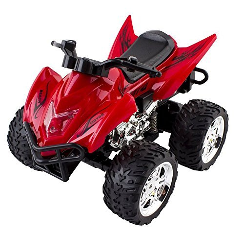 (MT4R) deAO REMOTE CONTROL QUAD BIKE - KIDS RC MINI QUAD BIKE