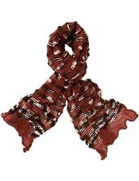 TOM TAILOR Denim Damen Schal, 02156580071/structure scarf