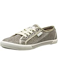Pepe Jeans London ABERLADY LUREX Damen Sneakers
