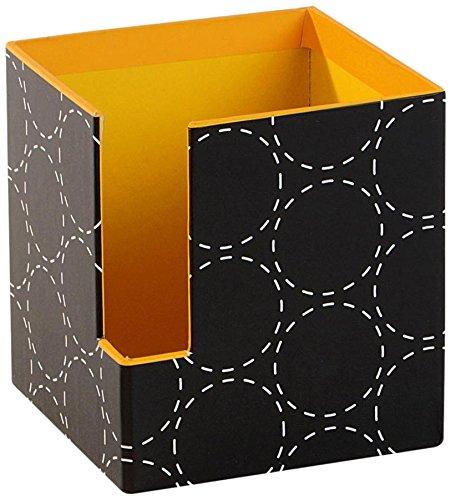 Goldbuch 46604 Zettelbox offline, schwarz