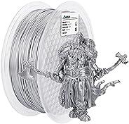 AMOLEN Imprimante 3D Filament PLA 1.75mm Multicolor Rainbow 1KG,+/- 0.03 mm Matériaux d'impression 3D en f