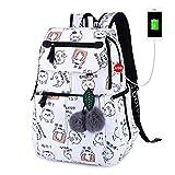 Schüler Schultaschen für Jugendliche Mädchen Multi Funktion Portable Schulrucksack Frauen Rucksäcke Mädchen Tasche Cute