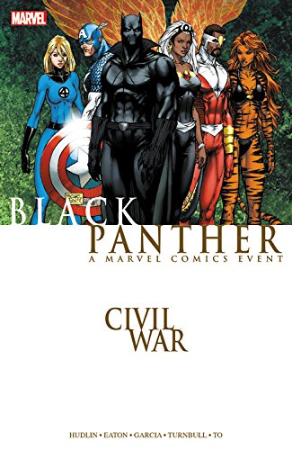 Civil War: Black Panther (New Printing) (Eaton 2 Place)