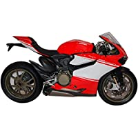 2014 Ducati 1199 Superleggra Rot 1:18 Die Cast Maisto 13100
