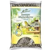 Dehner Natura Sonnenblumenkerne, 4 x 2,5 kg (10 kg)