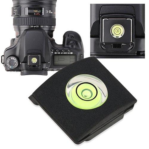 Coperchio-a-doppia-funzione-slitta-flash-con-bilancia-idrostatica-per-Canon-Nikon-Olympus-Pentax-Fuji-SLR-DSLR