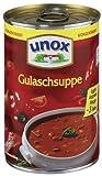 Unox Konzentrat Gulasch Suppe 3 Teller, 6er-Pack (6 x 382 ml)