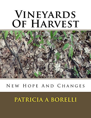 Vineyards Of Harvest: New Hope And Changes (English Edition) - Vineyard Harvest
