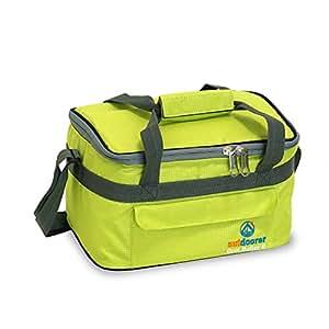 Outdoorer Petit sac de congélation Vert 6 l