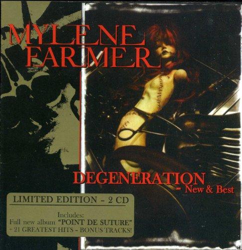 Mylene Farmer : Dégénération - New Best (import)