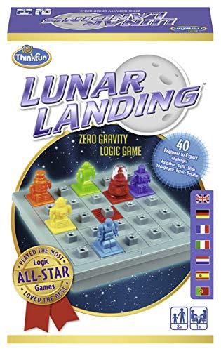 Think Fun- Lunar Landing Juego de Habilidad (Ravensburger 76331)