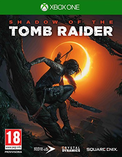 Shadow of The Tomb Raider - Steelbook - XboxOne