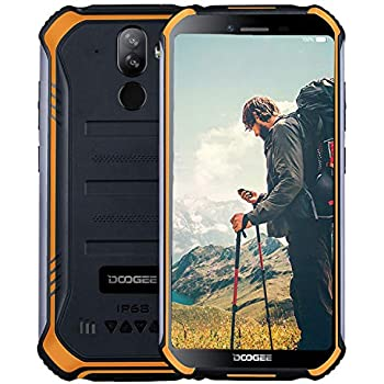 DOOGEE S40 Dual SIM 4G Movil Todoterreno, Android 9.0