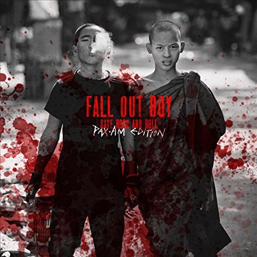 Save Rock And Roll [2 CD][Pax Am Limited Edition] by Fall Out Boy