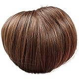 PRETTYSHOP voluminosa pedazo de cabello Cola de caballo Updos de Scrunchie div. Colores