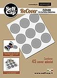 selfcap Recover (Deckel Aluminium Aufkleber für Nespresso Kapseln Original)