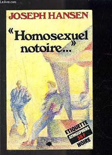 Homosexuel notoire