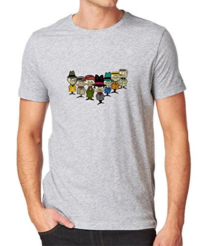 Wacky Races Ant Hill Mob Men's Heavyweight T-Shirt