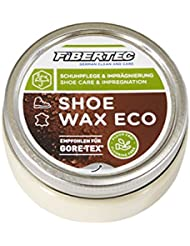 Fibertec Shoe Wax Eco Schuhpflege, Transparent, 100 ml