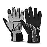 4Ucycling Warm Thermo Fleece Gloves Touchscreen Touch Fahrrad Handschuhe Radsport