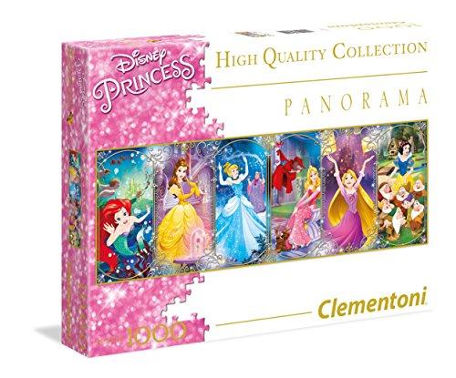 Clementoni Puzzle Disney Panorama 1000 Piezas