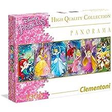 Clementoni 39390 - Puzzle 1000 Panorama Princess
