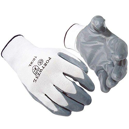 Portwest Flexo gant en nitrile Grip (A310) gris - Gris