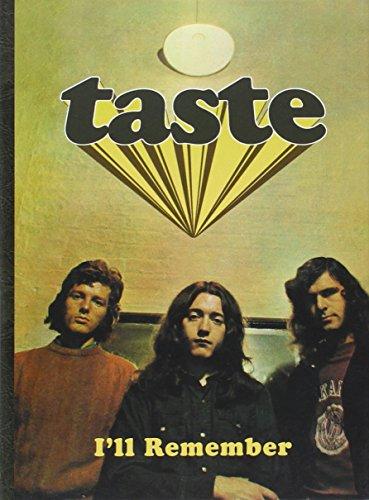 Taste: I'll Remember (4-CD Boxset) (Audio CD)