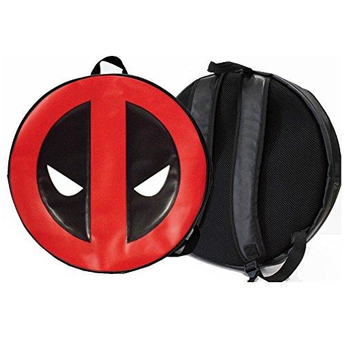 Deadpool-Logo rotondo Shield Zaino Zaino