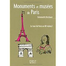 PT LIV MONUMENTS MUSEES PARIS