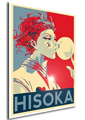 Instabuy Poster Hunter X Hunter Propaganda Hisoka - A3 (42x30 cm)