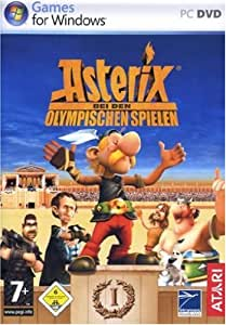 asterix bei den olympischen spielen pc spiel games. Black Bedroom Furniture Sets. Home Design Ideas