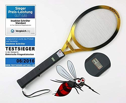 InsektenSchröter 7902 Elektronische Fliegenklatsche inklusive CatchCounter - Spielzeug Elektronische Pokemon