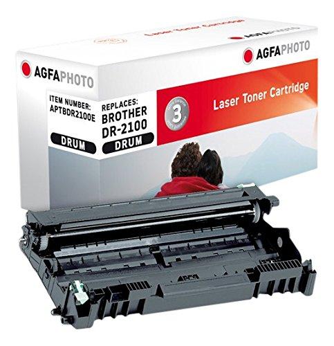 Preisvergleich Produktbild AgfaPhoto APTBDR2100E Tinte für Brother DCP7030 OPC, 12000 Seiten