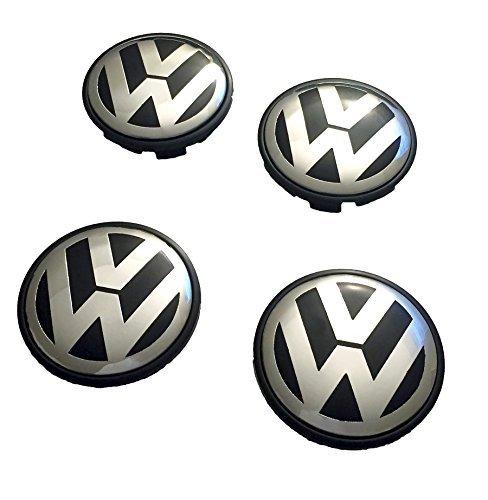 Volkswagen VW Center Caps (Set of 4)