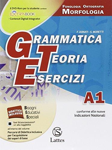 Grammatica teoria esercizi. Vol. A1-A2-B-C-D. Per le Scuole superiori ROM. Con DVD. Con e-book. Con espansione online