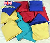 Set of 12 Throw Bean Bags