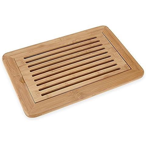 Tabla para cortar pan Bambú